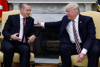Сделка на $100 млрд: Трамп подкупает Эрдогана