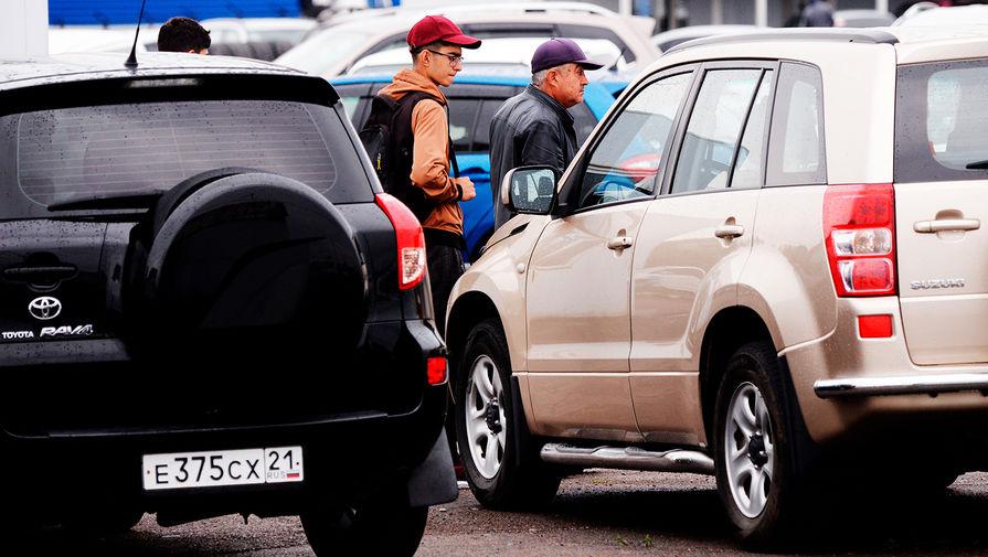 В России расширили перечень автомобилей для налога на роскошь