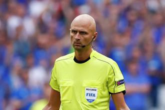 Сергей Карасев отсудит матч Лиги Европы