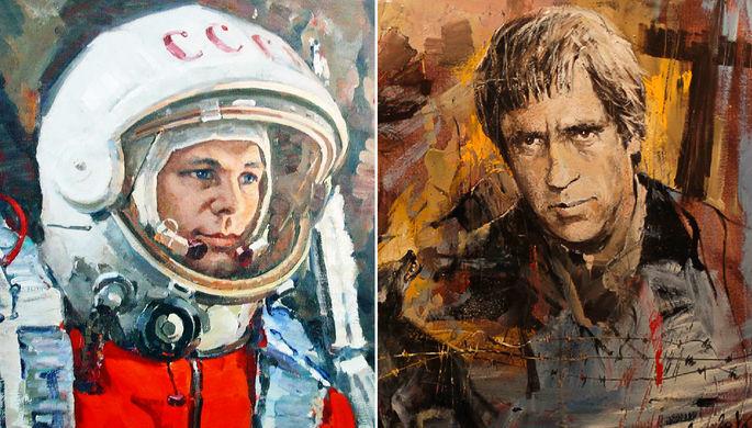 Они наше все: Гагарин и Высоцкий