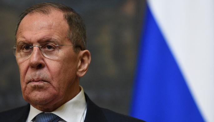 Новый обмен: Лавров об отношениях с Украиной
