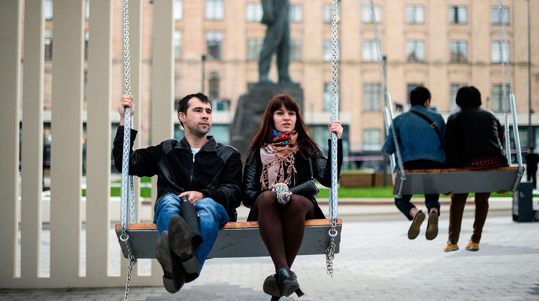 Триумфальная площадь. Фото: Рамиль Ситдиков/РИА «Новости»