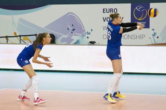 Сборная России проиграла Турции в 1/4 финала ЧЕ по волейболу