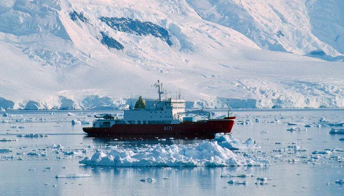 Борьба за торговые пути: Британия отправляет флот за Полярный круг