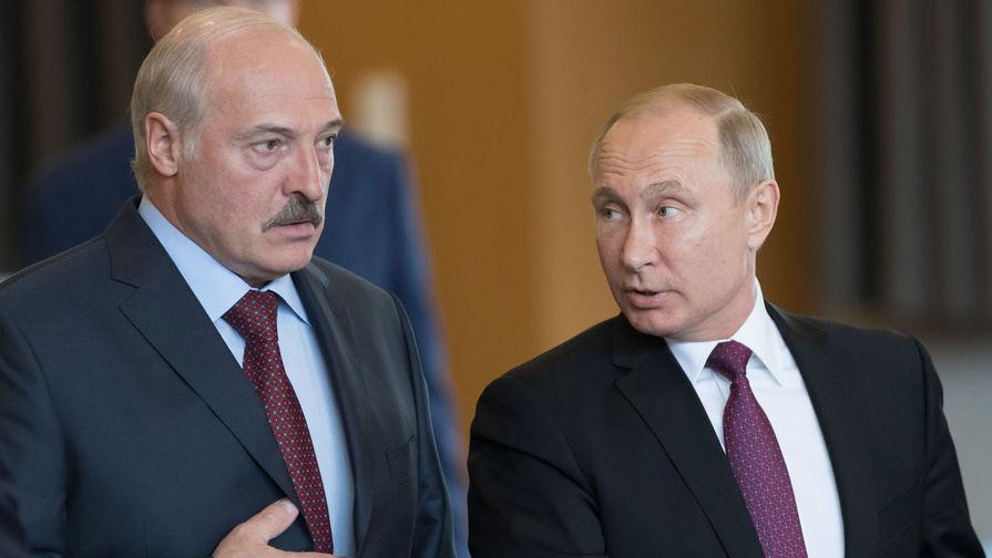 О чем договорились Путин и Лукашенко, рассказал Песков