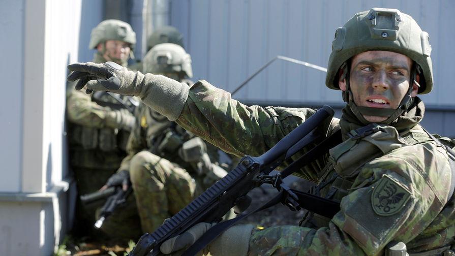 В Литве начались учения спецназа НАТО «Пылающий меч»