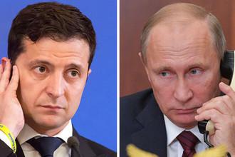Учится у Путина? В Крыму похвалили Зеленского