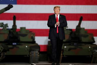 Бунт против «взрослых»: Трамп хочет все решать сам