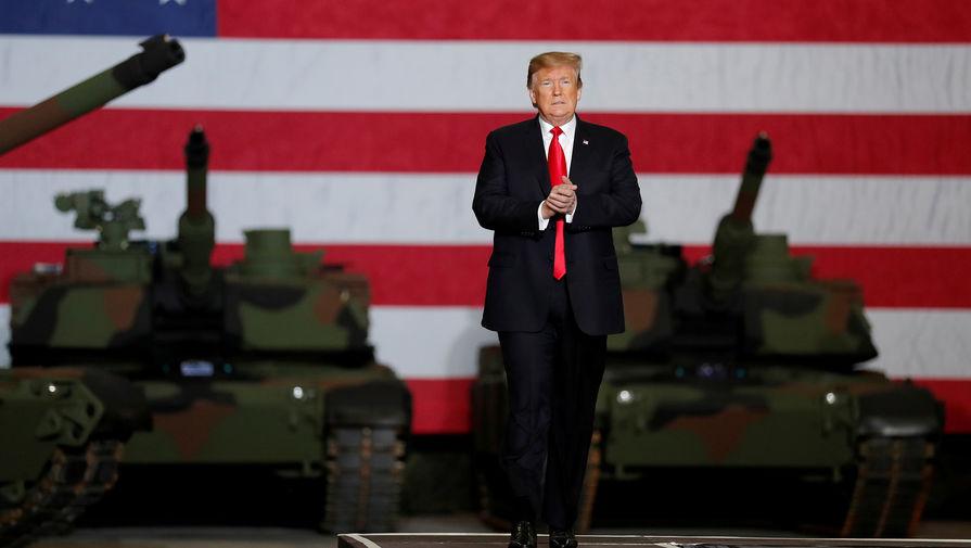 Ударим по 15 важнейшим объектам: Трамп пригрозил Ирану
