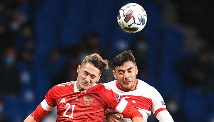 Первые потерянные очки: Россия сыграла вничью с Турцией