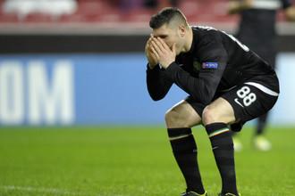 «Селтик» не смог переиграть клуб третьей лиги Шотландии