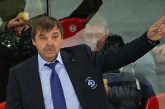 Олег Знарок готов к новому периоду своей карьеры