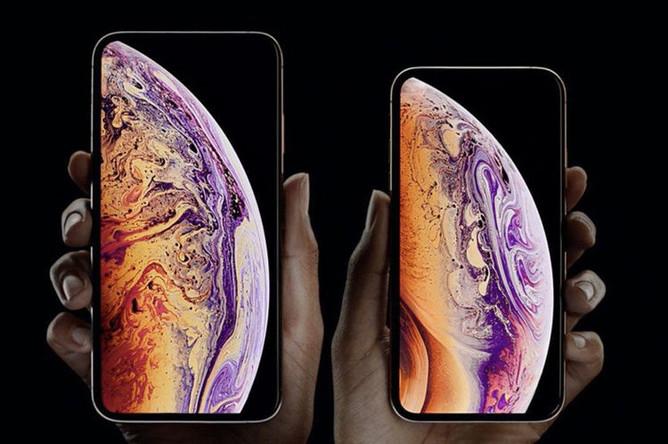 Apple iPhone Xs MAX и Apple iPhone Xs