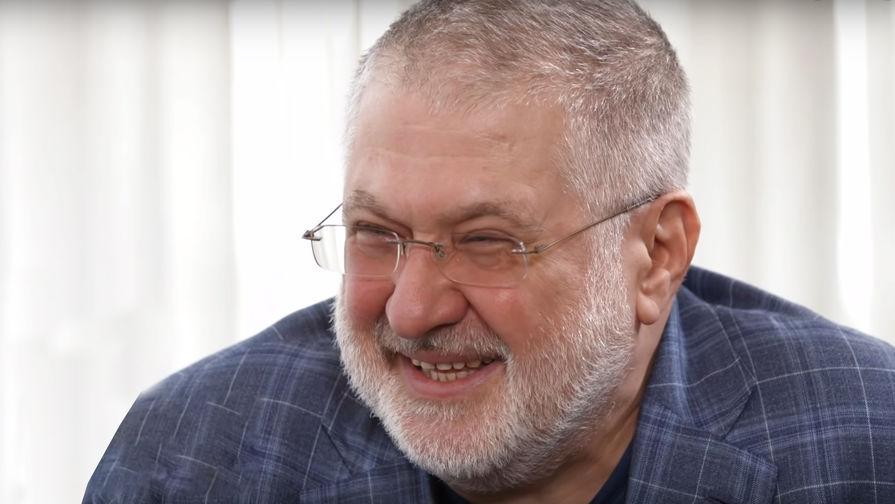 Коломойский пообещал Зеленскому покрасить ларек в Донбассе