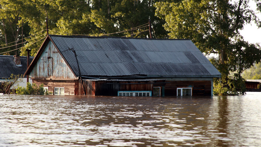 Пятеро мародеров задержаны после наводнения в Иркутской области