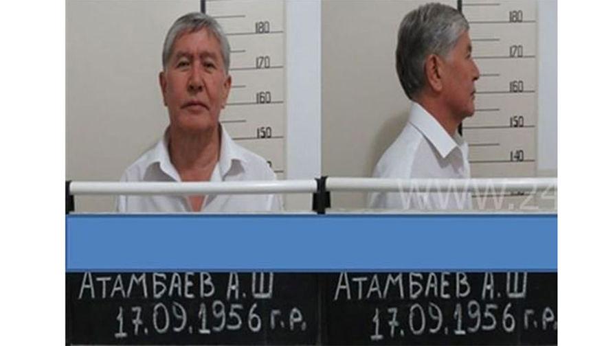 Атамбаеву предъявили обвинение еще по двум делам