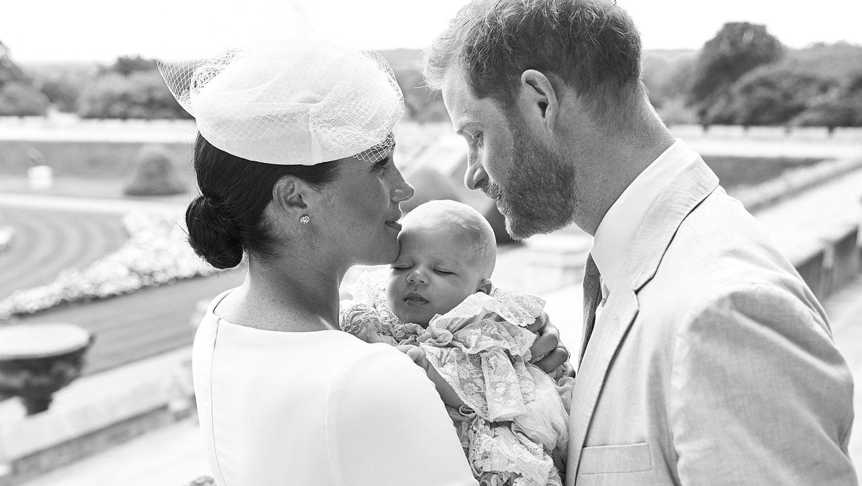 Первый год: как растет сын Гарри и Меган - Газета.Ru | Фото