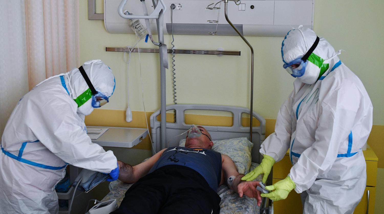 Где и сколько заболевших коронавирусной инфекцией в России на 23 мая 2020 года?