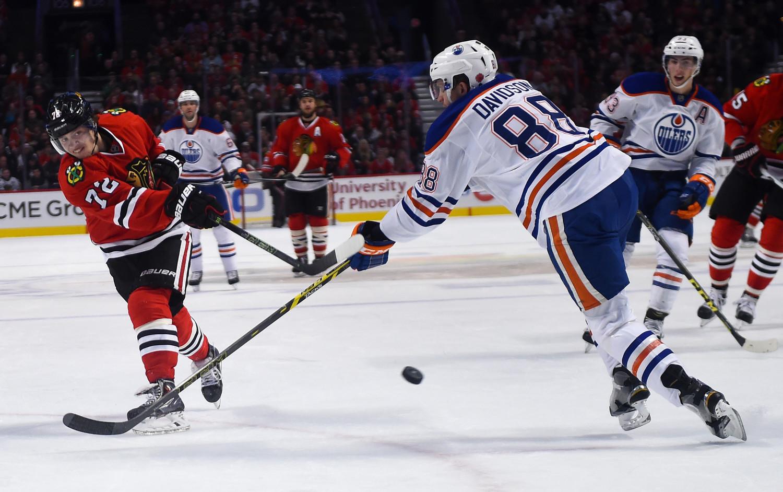 Артем Анисимов единолично возглавил список бомбардиров НХЛ