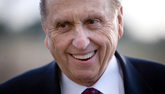 Томас Спенсер Монсон, 16-й президент Церкви Иисуса Христа Святых последних дней
