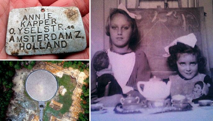 «Это все, что осталось»: в Собиборе найдены жетоны убитых детей