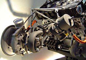 Турбированный мотор «Рено»