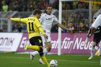 Дортмундская «Боруссия» одержала пятую победу в шести последниз матчах