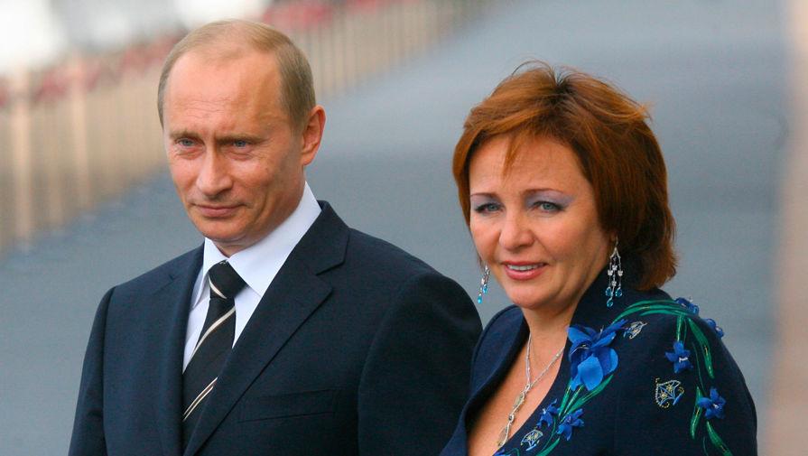 Владимир и Людмила Путины, 2006 год