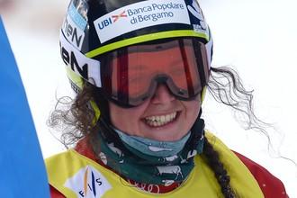 Итальянская сноубордистка Микела Мойоли