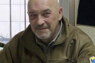 Заместитель министра по вопросам временно оккупированных территорий и внутренне перемещенных лиц Украины Георгий Тука