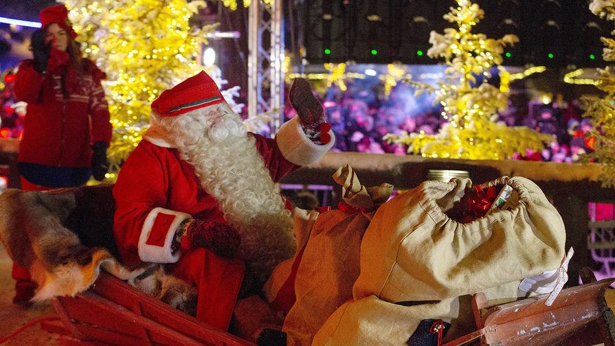 Папа Римский Франциск осудил потребительское отношение к Рождеству