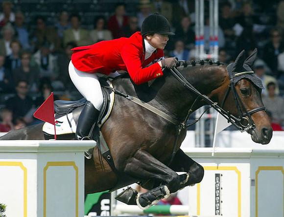 Принцесса Хайя участвовала в составе делегации Иордании (она единокровная сестра нынешнего короля Иордании Абдаллы II) на Олимпийских играх в Австралии в 2000 году, выступив в соревнованиях по конкуру (конный спорт). Она была знаменосцем своей команды