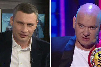 Евгений Кошевой/Виталий Кличко