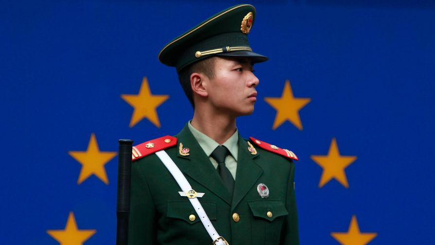 Китай и Европа укрепляют сотрудничество вопреки угрозам США