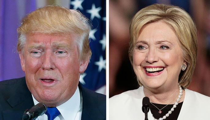 «Хрущев, ты лучший»: как Клинтон посмеялась над Трампом