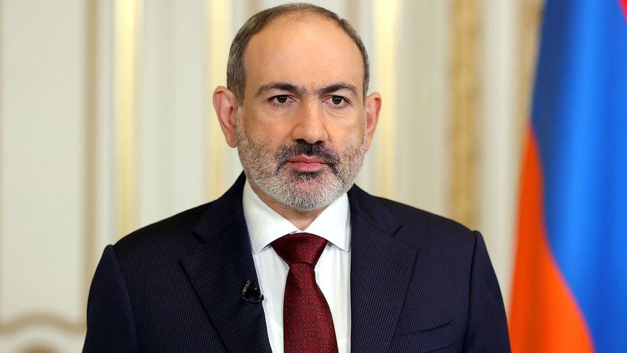 Никол Пашинян во время обращения к нации, Ереван, 25 апреля 2021 года