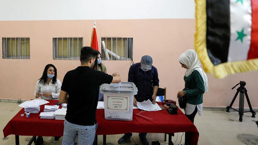 В Совете Федерации рассказали, как на выборах в Сирии граждане голосовали кровью