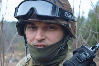 Полковник Нацгвардии Украины Александр Бойко, фотография со страницы его супруги Светланы в фейсбуке