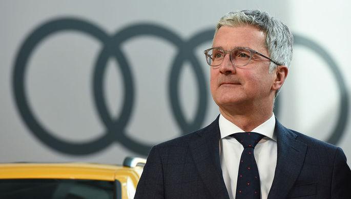Руководитель подразделения Audi Volkswagen Руперт Штадлер