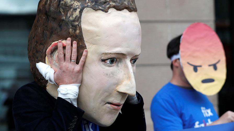 Сотрудники Facebook недовольны Цукербергом из-за дела о домогательствах