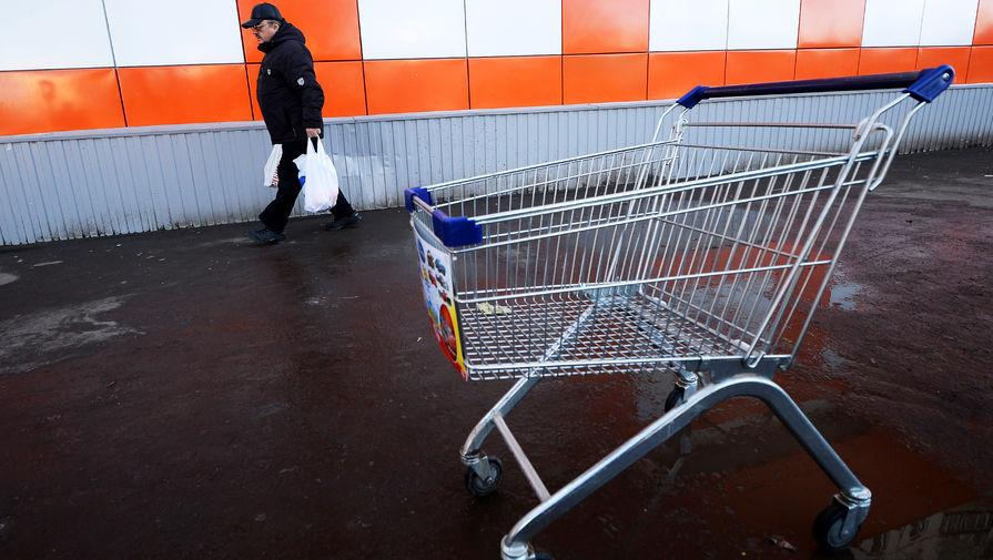 Россияне стали больше тратить за один поход в магазин