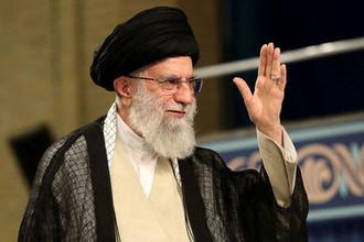 Высший руководитель Ирана Али Хаменеи, 2019 год