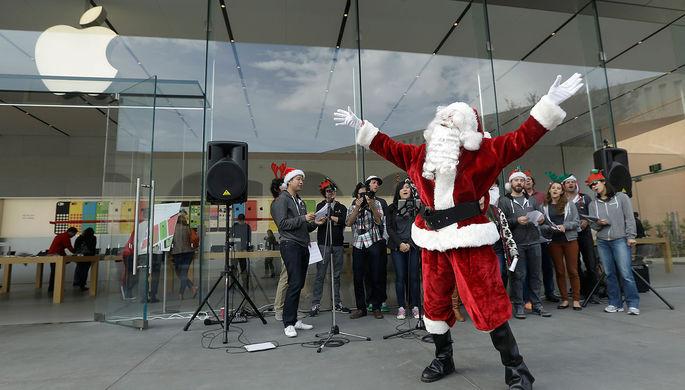 Подарок к Рождеству: Apple готовит еще один гаджет