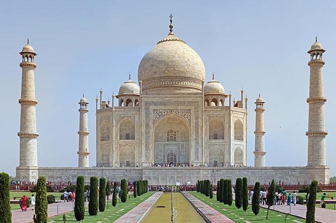 Суд в Индии задумался о сносе Тадж-Махала
