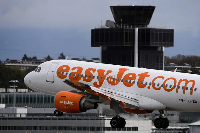 Лоукост easyJet не получил разрешения на полеты в Москву от российских властей