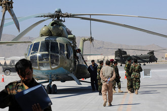 США переплачивают за российские вертолеты для Афганистана