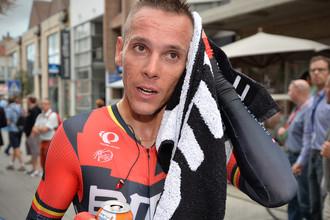 Филипп Жильбер оказался расторопнее всех на финише 12-го этапа «Вуэльты-2013»