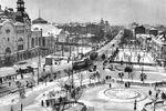 Триумфальная площадь, 1929год
