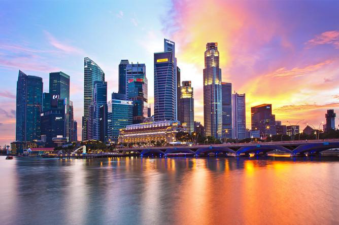 Сингапур в наши дни
