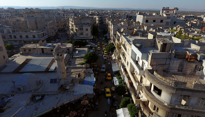 Идлиб (Сирия), 2017 год